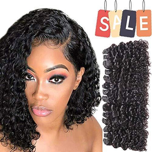 Malaysian Water Wave Hair 3 Bundles With 4 215 4 Lace Closure