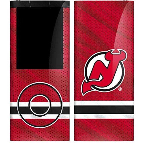 f921306f3cb durable service NHL New Jersey Devils iPod Nano (4th Gen) Skin - New Jersey