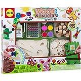ALEX Toys Craft Wood Wonders Ultimate Set