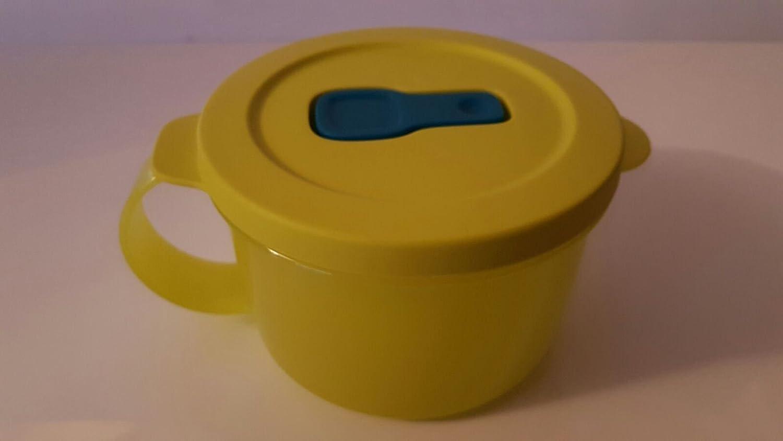 Tupperware Microondas de Fix 460 ml taza de Lime verde con tapa ...