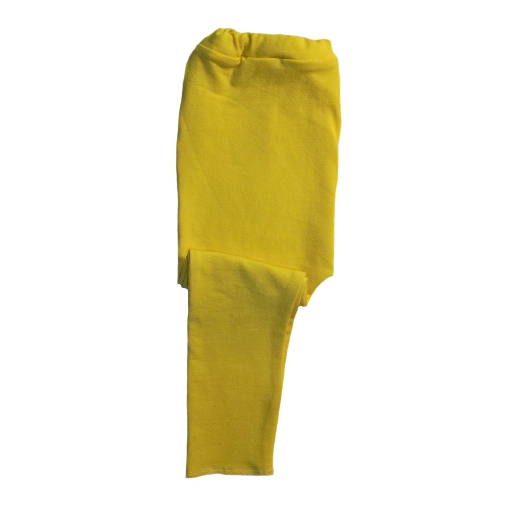 Jacqui's Baby Girls' Yellow Leggings