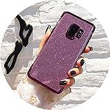Glitter Case for Samsung Galaxy Note 8 9 A8 A6 J4 J6 J2