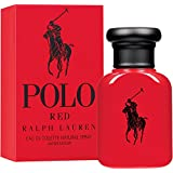 Ralph Lauren Polo Red for Men Eau de Toilette Spray, 2.5 Fluid Ounce