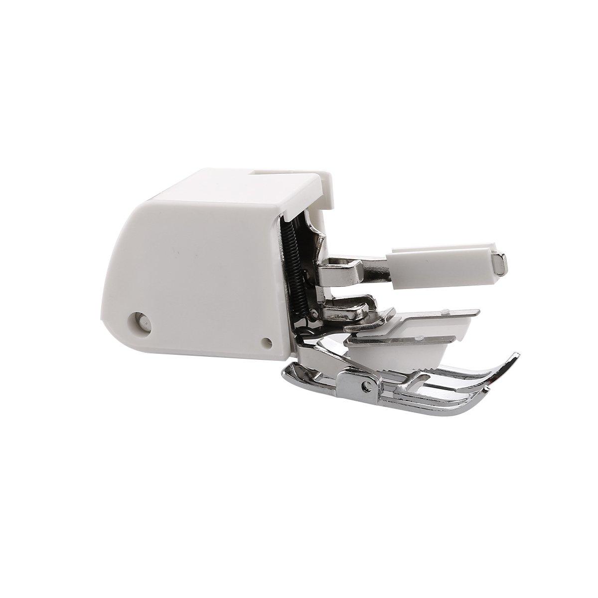 WINOMO Sewing Machine Screw-on Feed anche camminare a piedi con guida di Quilt per fratello Singer Janome