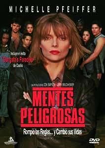 Mentes Peligrosas [DVD]