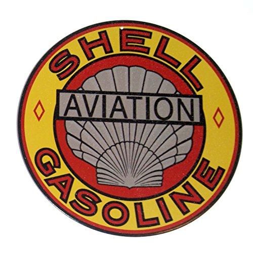 Gasoline Metal Sign - 7