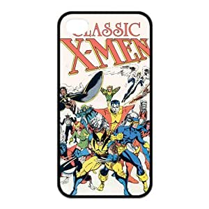 X Men iPhone 4 4s Case Marvel Comics Characters Collection X-Men For Apple iPhone 4/4s Colorful Hard Case Cover at NewOne
