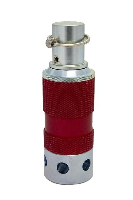 Ohshi Boom Airsoft Impact Blank Feuer Granate Platzpatronen In Rot