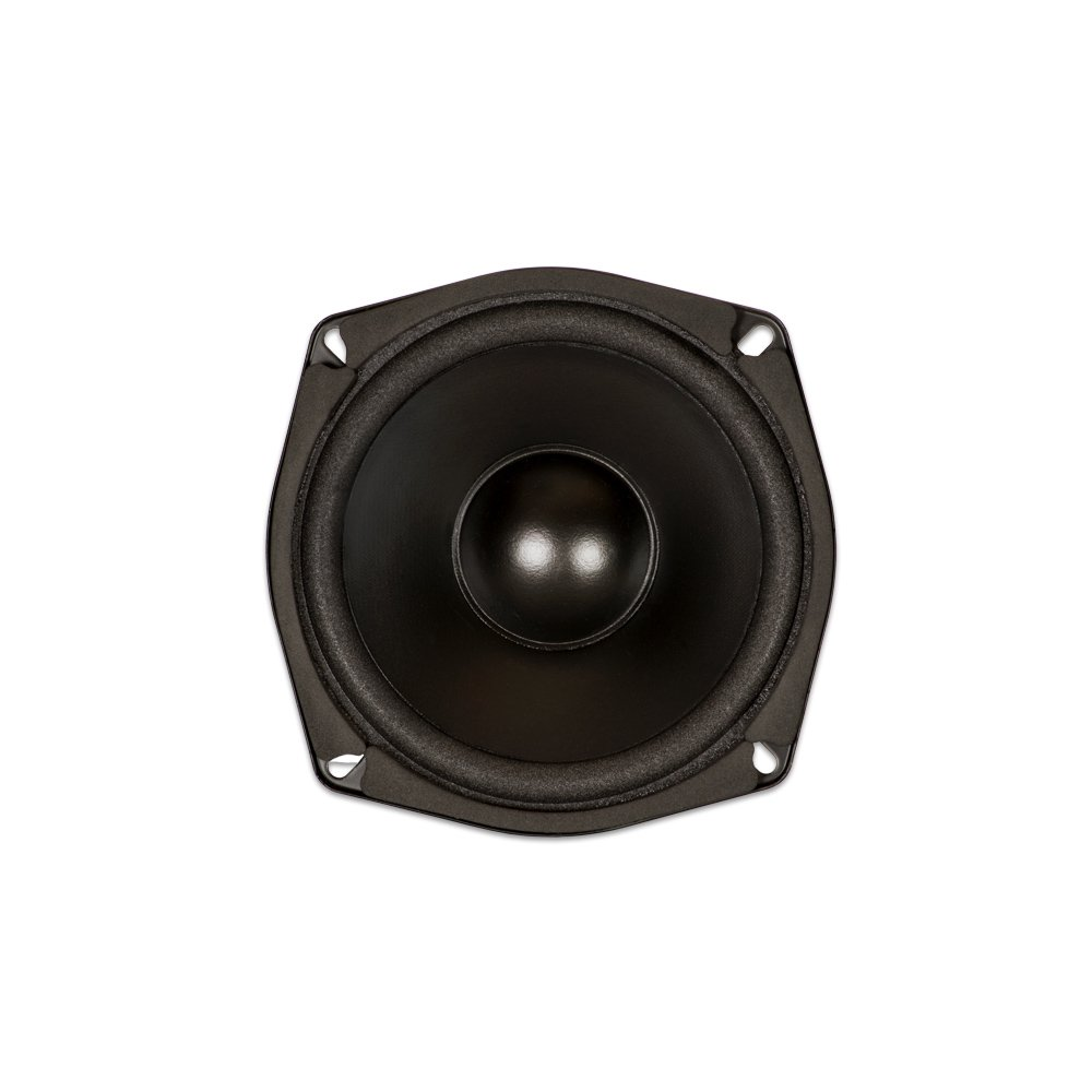 Goldwood Sound GW-205//4S Shielded 5.25 Woofer 130 Watt 4ohm Replacement Speaker Inc.