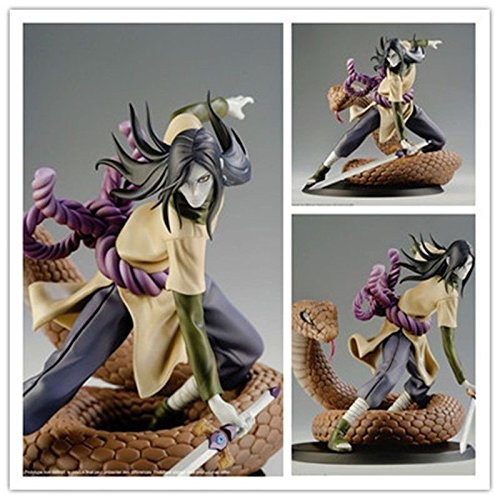 He Man Costume Amazon (Shalleen Anime Naruto Xtra Series Orochimaru 15cm/6