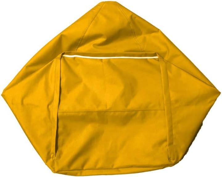60X65CM Rose gef/¨/¹llt gro? MeterMall Sitzsack f/¨/¹r Haustiere F/¨/¹llung ist Nicht im Lieferumfang enthalten Oxford-Gewebe wasserdicht