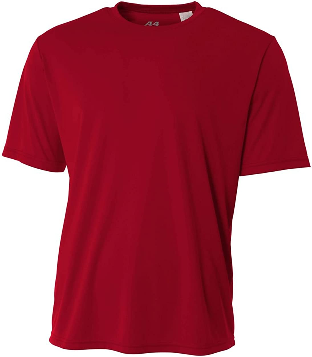 A4 Youth Cooling Performance Crew Short Sleeve Tee
