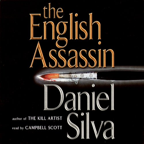 Bargain Audio Book - The English Assassin