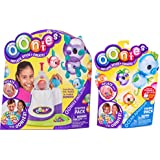 Oonies Starter Pack, Multicolor Bundle withTheme Refill Pack - Ocean Adventure