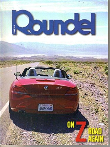 Roundel Magazine, August, 2010 (Vol. 41, No. 8)