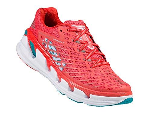 Running One ONE Mujer Vanquish B para Shoe 1014792 DGND de Correr W Tenis 7 HOKA US M Sneaker 3 7qd57