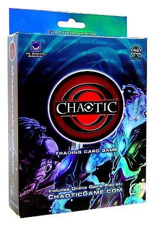 Chaotic Card Game M'arrillian Invasion Starter Deck 2.0 Overworld