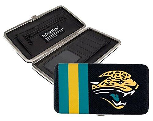 NFL Jacksonville Jaguars Shell Mesh Wallet
