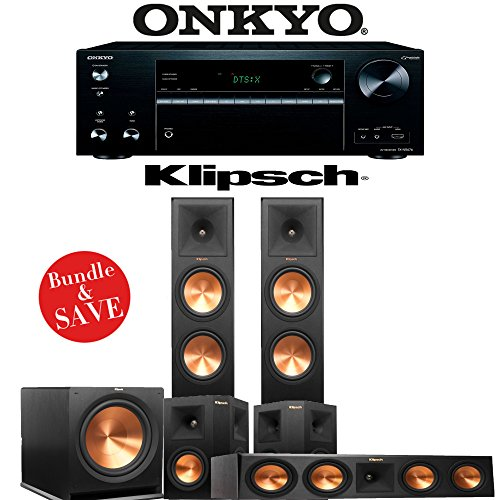 Klipsch RP-280F 5.1-Ch Reference Premiere Home Theater Syste