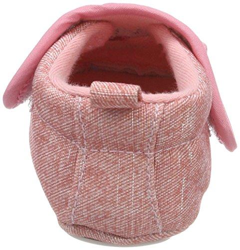 Sterntaler Baby Mädchen Krabbelschuh Pink (Rosa)