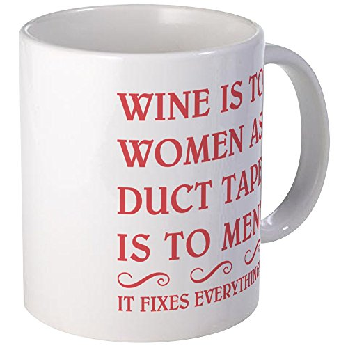 CafePress WINE IS. Mug Unique Coffee Mug, Coffee Cup