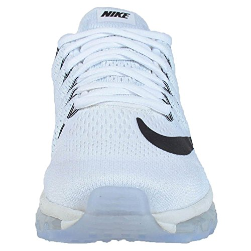 Donna white Bianco Wmns Ginnastica NIKE Max Summit Air White Scarpe Black 2016 da ZT7gx0
