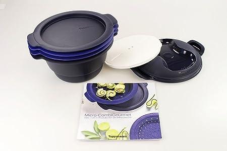 Tupperware Microondas Micro Urban Millennial 2,0 L Azul ...