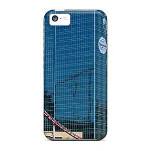 Special DAMillers Skin Case Cover For Iphone 5c, Popular New York New York Hotel Las Vegas Phone Case