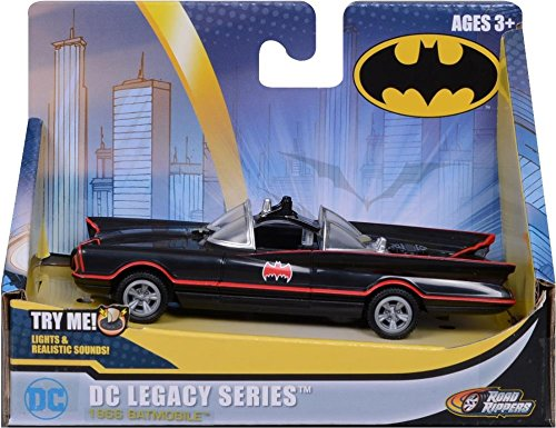 NIKKO 9069 DC Super Friends 1966 Batmobile - http://coolthings.us