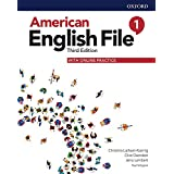 American English File 1 Student Book Pk - 03Edition