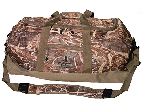 Wildfowler Duffle Bag Large Wildgrass、33 x 16 x 12-inch B001ASPJXO