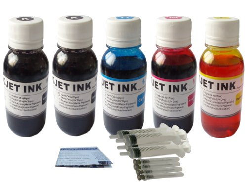 Ink Refill Kit for HP Photosmart C309a Printers using HP 564 Cartridges