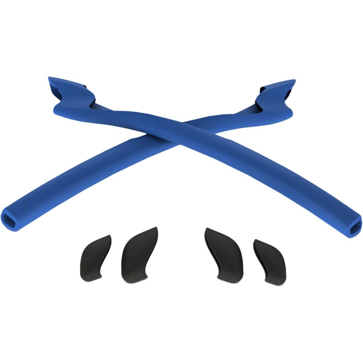 Oakley Half Jacket 2.0 Earsocks/Nosepads Kit Electric Blue by Oakley