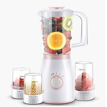 Exprimidor, casero automático - Multifuncional de Frutas y Verduras - Mini Zumo de Fruta Frito Mini de Frutas - Mezclador de suplemento alimenticio: Amazon. ...