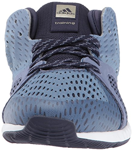 adidas Performance Frauen Crazytrain Pro W Cross Trainer Noble Tinte / Cyber ​​Gold / Super Lila