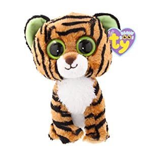 Ty Beanie Boos Stripes Tiger from Ty