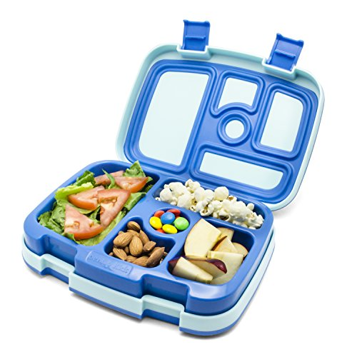 bentgo kids childrens lunch box bento styled lunch solution offers durable. Black Bedroom Furniture Sets. Home Design Ideas