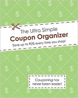 spiral coupon organizer