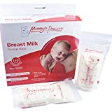 110 Count Breastmilk Storage Bags 8 Oz 250 ml Breastfeeding Freezer Storage Container Bags for Breast Milk comes Pre Sterilized & BPA Free with Accurate Measurements & Leak Proof. Buy Now!