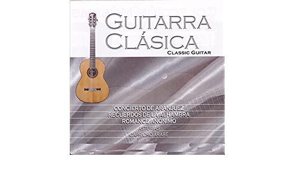 Romance Anónimo de Agrupación Clásica La Guitarra en Amazon Music ...