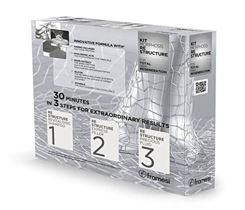 Framesi - Kit trattamento ristrutturante, 100ml