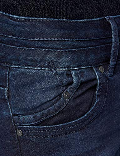 Skinny X Mujer Ltb Vaqueros hidella Blau 51241 Para Wash Julita q5XXrt