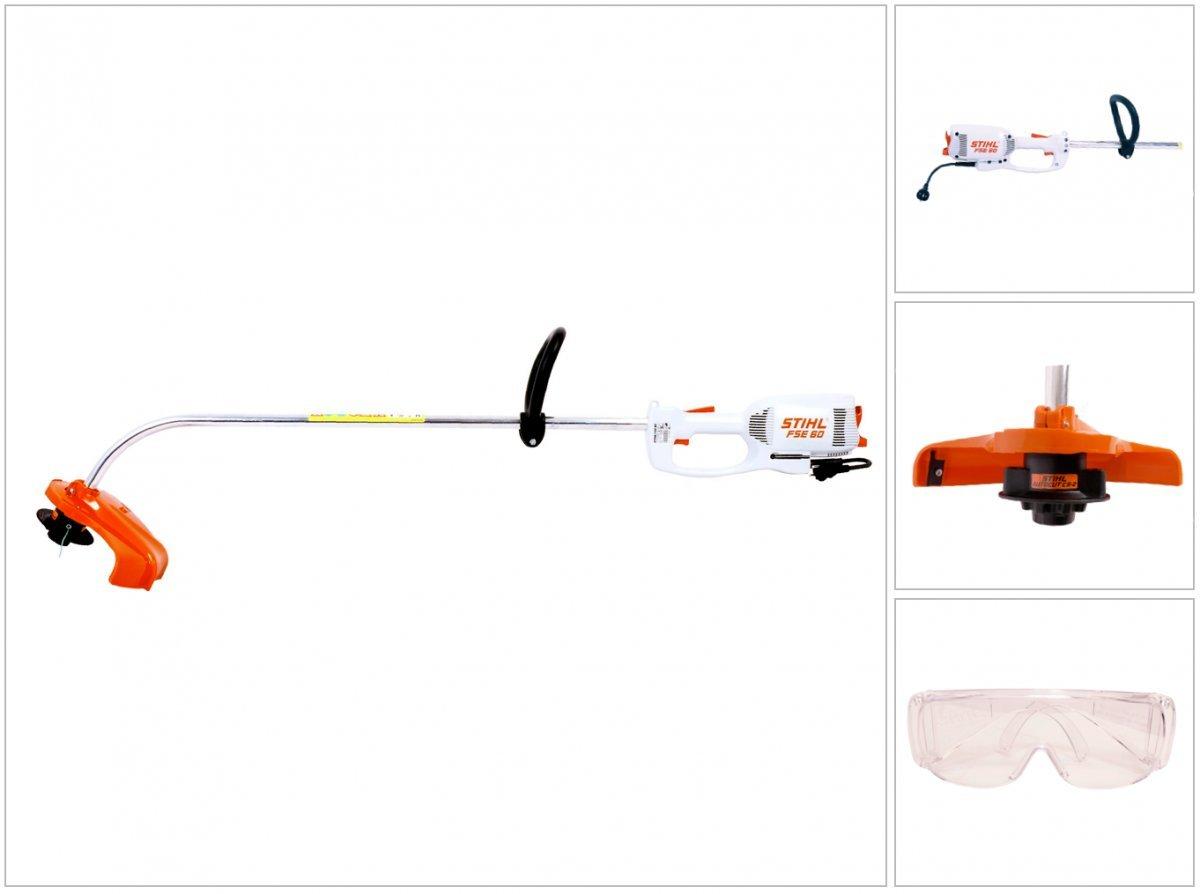 Stihl FSE 60 Elektrische grastrimmer - 540W - 153cm: Amazon.es ...