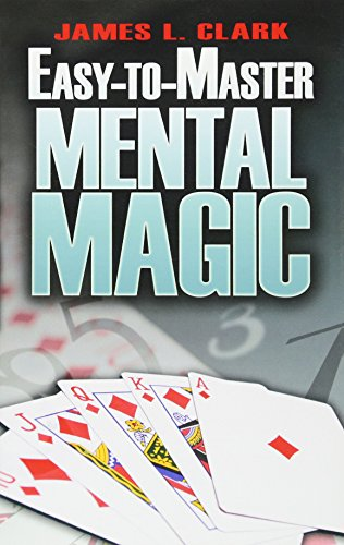 Easy-to-Master Mental Magic (Dover Magic Books)