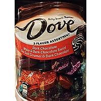Dove Chocolate Jar (3 Flavor Assortment) (1) 31oz Jar OVER 100PCS!!!