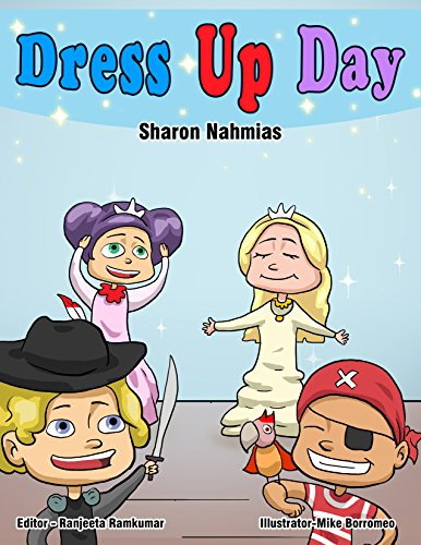 [Dress Up Day] (Book Day Dress Up)