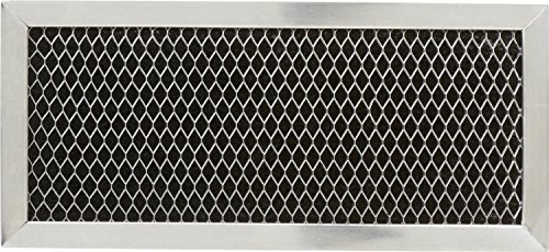 GE JX81H, WB02X10956, Microwave Recirculating Charcoal Filter (Ge Recirculating Charcoal Filter)