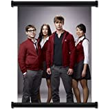 """Tower Prep TV Show Season 1 Fabric Wall Scroll Poster (16"""" X 21"""") Inches"""