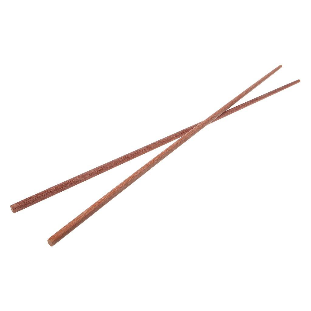 Handmade Wood Wooden Durable Chopsticks Noodles Cooking Cutlery Portable 42cm