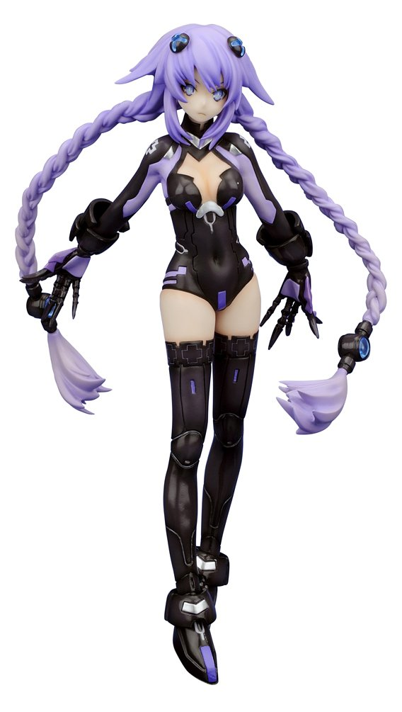 Hyperdimension Neptunia lila Heart 1/8